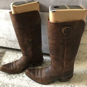 Ariat Chandler-Women's Western Boots-Like new!